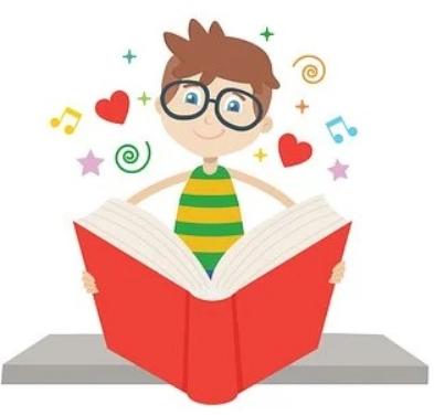 Online voorlezen in de bib